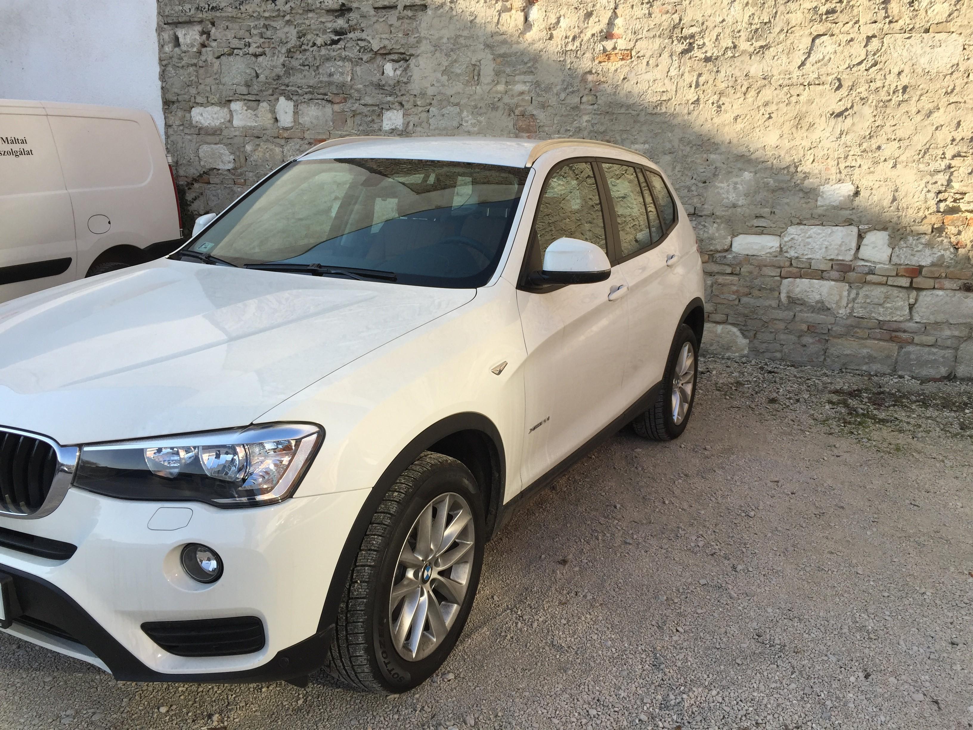 BMW X3 (2016)